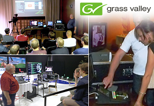 Grass Valley LDX and Dyno S Baltic Roadshow