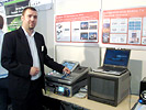 Levira Digital Broadcasting conference - technology exhibition