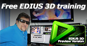 Grass Valley EDIUS 3D training