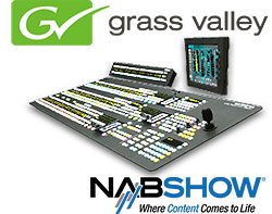 Grass Valley NAB 2012