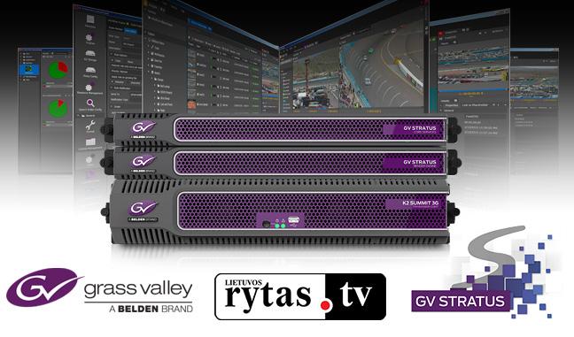 Hannu Pro provides Grass Valley GV STRATUS Newsroom upgrade