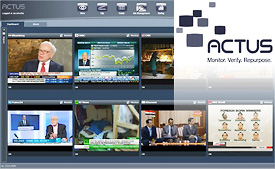 Actus monitoring and compliance recording solutions