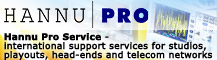 Hannu Pro international services