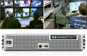 Hannu Pro supports Raimonds Pauls live prowiding K2 Summit server