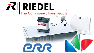 Riedel wireless intercom system