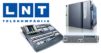 LNT digital broadcasting workflow equipment