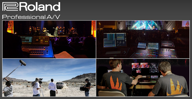Hannu Pro partners with Roland Professional AV - Hannu Pro