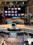 LNK main TV production studio