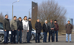 Hannu Pro Baltic managing team